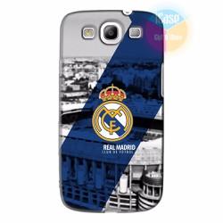 Ốp lưng Samsung Galaxy S3 in hình CLB Real Madrid