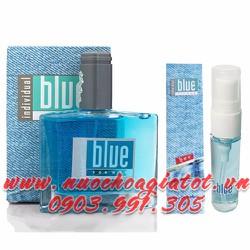 COMBO 2 CHAI NƯỚC HOA NỮ AVON BLUE INDIVIDUAL FOR HER 50ML VÀ 10ML