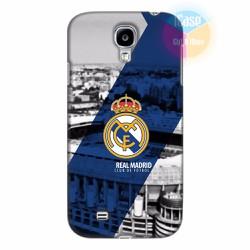 Ốp lưng Samsung Galaxy S4 in hình CLB Real Madrid