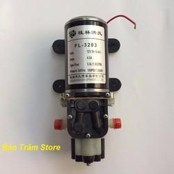Máy bơm tăng áp mini 12v tự động ngắt 65w FL3203