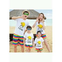Áo gia đình Hà Nội