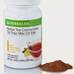 Trà thảo mộc cô đặc Herbalife- Trà thảo mộc giảm cân Herbalife