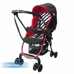 Xe đẩy em bé hai chiều Graco Citilite R GC-6Y90SYRJ Đỏ sọc đen