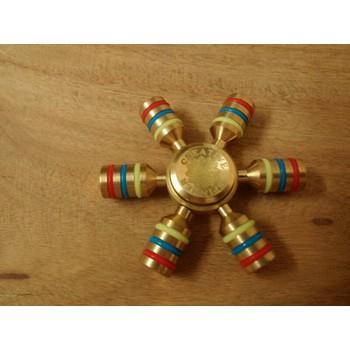 Spinner 6 Cánh Bi Inox
