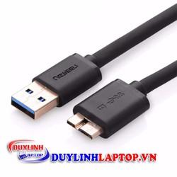 Cáp chuyển đổi USB 3.0 sang Micro B dài 1 m chính hãng UGREEN 10841