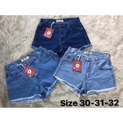Quần short jeans size lớn