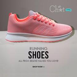 Giày Sneaker Thể Thao Sành Điệu
