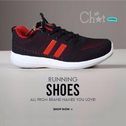 Giày Sneaker Thể Thao Phong Cách