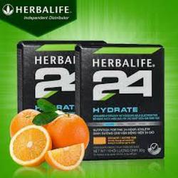 Dinh dưỡng Herbalife 24 Hydrate hương cam dành cho vận động viên