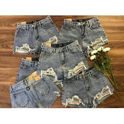 Short jean tua rua