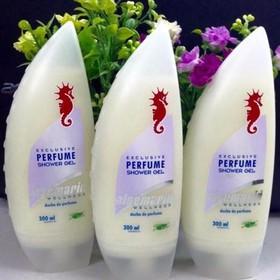 Sữa Tắm Cá Ngựa Algemarin 300ml – Đức - sữa tắm cá ngựa