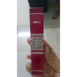 MASCARA THÔNG MINH MIRA SUPER VOLUME TRUE LASTING WATER PROOF