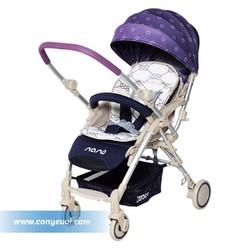 Xe đẩy trẻ em ZARACOS NANO 2986 màu tím