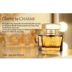 Nước hoa charme By Charme chính hãng lưu hương cả ngày