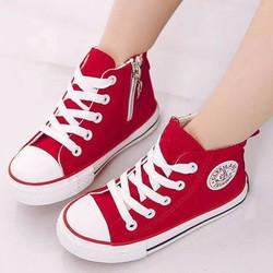 Giày cổ cao cho bé cực chất