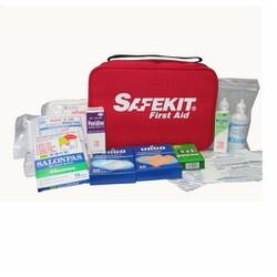 Túi y tế đỏ, to + thuốc - tui y tế đỏ to có thuốc sơ cứu