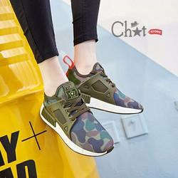 Giày Sneaker Nữ NMD Cực Cool