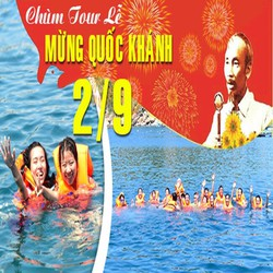 Tour du lịch Đảo Bình Ba 2N2Đ: Lễ Quốc Khánh 2-9