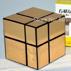 Rubik Mir-two 2×2 mirror Vàng