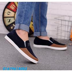 giày nam thời trang, giày lười Belive thiết kế Hàn quốc mới nhất HNNA1