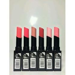 Son Lỳ City Color Be Matte Lipstick