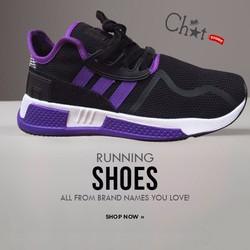 Giày Sneaker Nữ Thể Thao Cực Đẹp