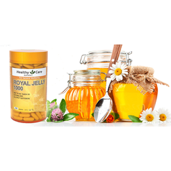 Sữa Ong Chúa Health Care  Royal Jelly 1000mg