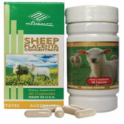NHAU THAI CỪU MỸ- SHEEP PLACENTA CONCENTRATE