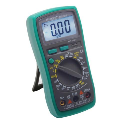 Đồng hồ đo điện tử Proskit MT-1210 - 5039014 , 6157775 , 15_6157775 , 275000 , Dong-ho-do-dien-tu-Proskit-MT-1210-15_6157775 , sendo.vn , Đồng hồ đo điện tử Proskit MT-1210