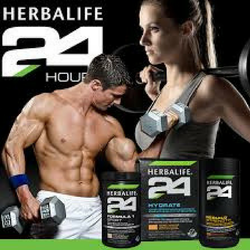 dinh dưỡng thể thao Herbalife 24