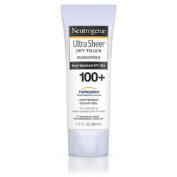 Kem chống nắng Neutrogena Ultra Sheer Dry Touch Sunscreen SPF100