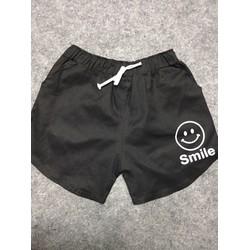 Quần short lưng thun Smile