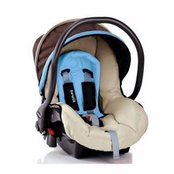 Ghế ngồi ô tô cho bé Brevi Smart Silverine BRE545 màu xanh biển