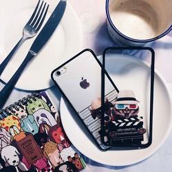 Ốp lưng silicon hoạt hình iPhone 6 Plus - 6S+