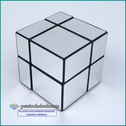 Rubik Mir-two 2×2 mirror cube Bạc