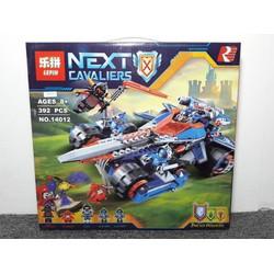 đồ chơi lắp ráp NEXU 392 PCS - 14012