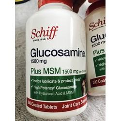 Glucosamine 1500mg Schiff USA
