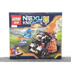 Ghép hình NEXU 107 PCS - 14009