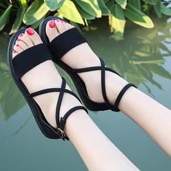 giày sandal chiến binh quai ngang