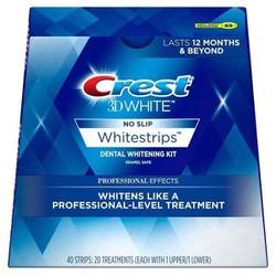 Miếng Dán Trắng Răng Crest 3D White Whitestrips