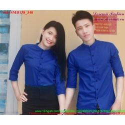 Sơ mi cặp đôi tình nhân chắp cánh yêu thương pSMD138