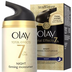 Hàng UK- Kem dưỡng da Olay-Total-Effects Night Firming Moisturiser