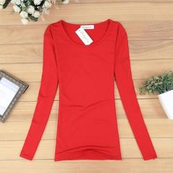 áo thun nữ tay dài - hàng nhập cao cấp