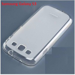 Ốp lưng Samsung S3 - Silicon Dẻo trong suốt