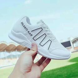 giày bata full trắng
