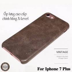 Ốp lưng Iphone 7Plus cao cấp chính hãng X-Level - Case Ip7 Plus