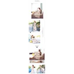Hàng order- Đầm voan họa tiết trẻ trung, kiểu dáng cá tính sành điệu
