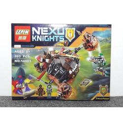 Ghép hình NEXU 198 PCS - 14003
