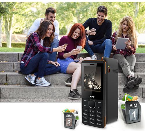 Điện thoại di động FPT C24 4