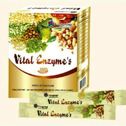 Thải độc Vital Enzyme Vital Emzyme